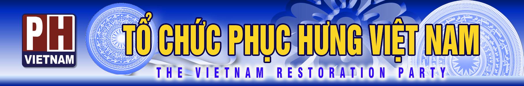 Tổ Chức Phục Hưng Việt Nam